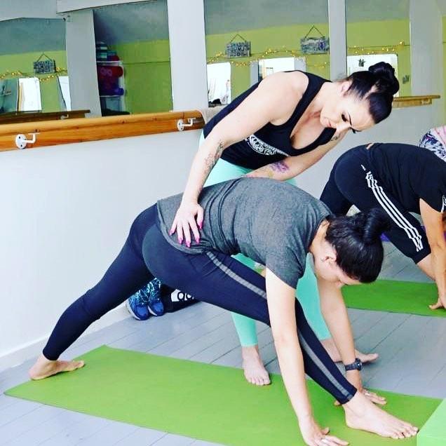 Wellbeing Yoga - Yoga Classes Keighley